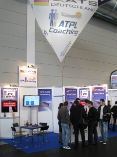 ATPL-Coaching at AERO 2010